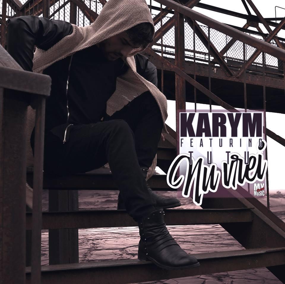 Braileanul Karym lansează o baladă emoționantă în colaborare cu Tutu!