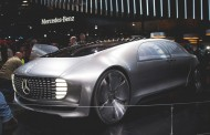 Mercedes-Benz F 015 Luxury in Motion Concept - este aceasta mașina viitorului?