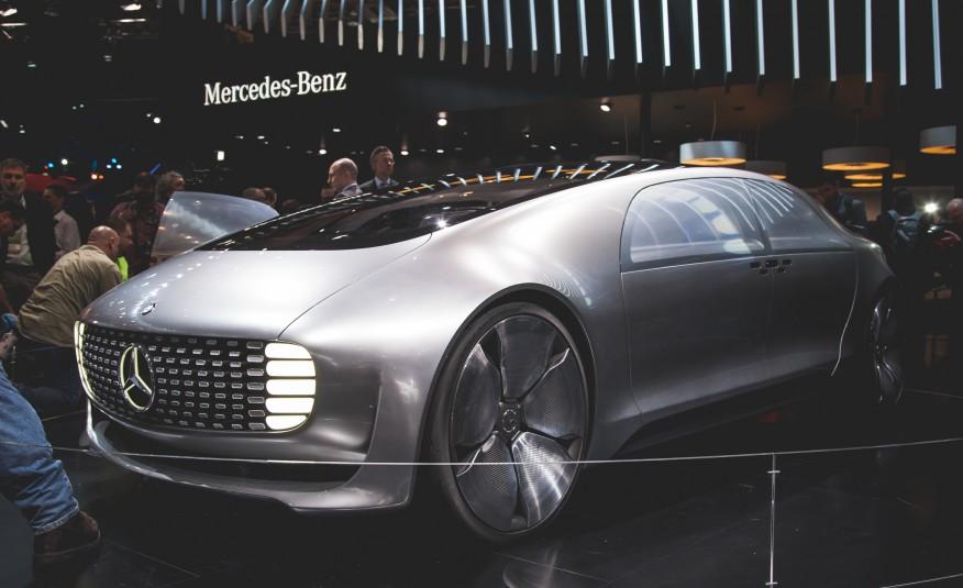 Photo of Mercedes-Benz F 015 Luxury in Motion Concept – este aceasta mașina viitorului?