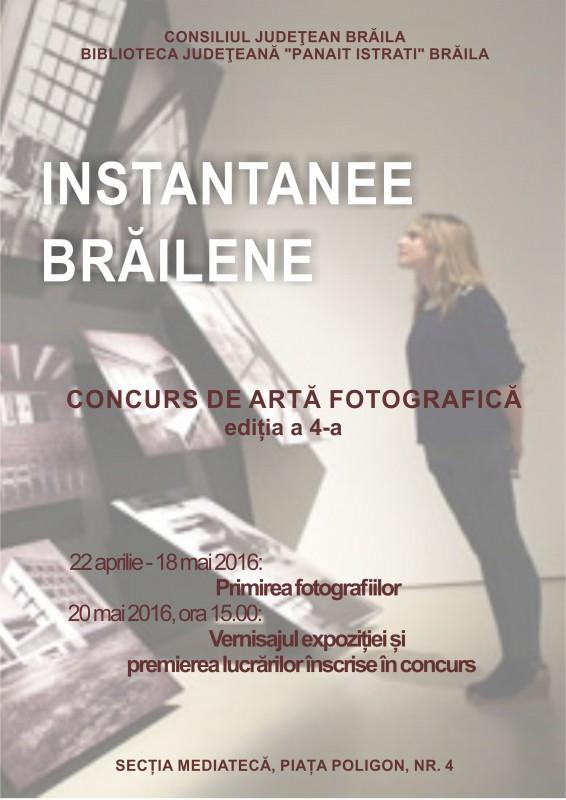 Photo of Concurs de artă fotografică la Biblioteca Județeană