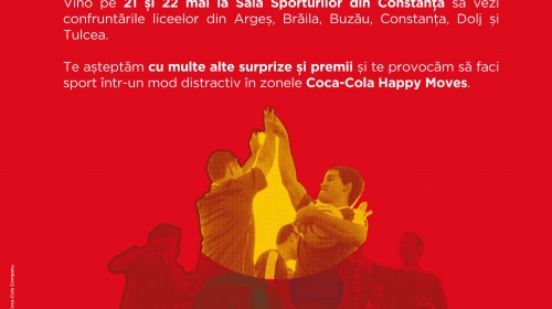 Cupa Coca-Cola_Regionala Constanta