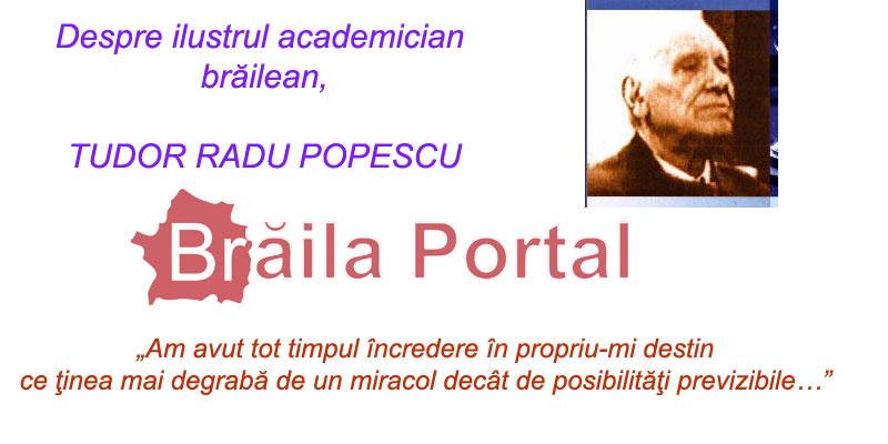 Photo of Tudor R. Popescu