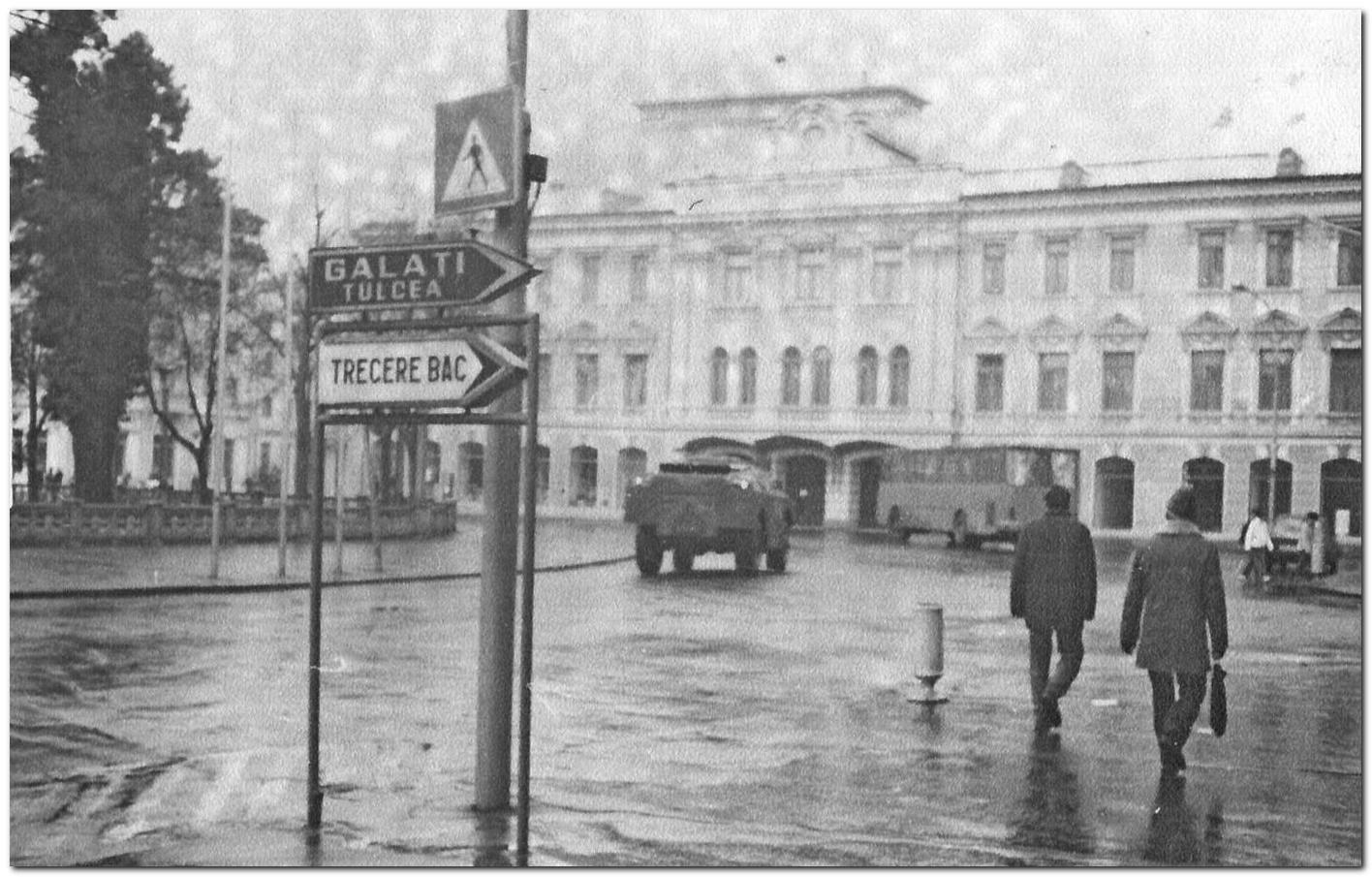 Photo of Brăila 1989 – Piața Lenin