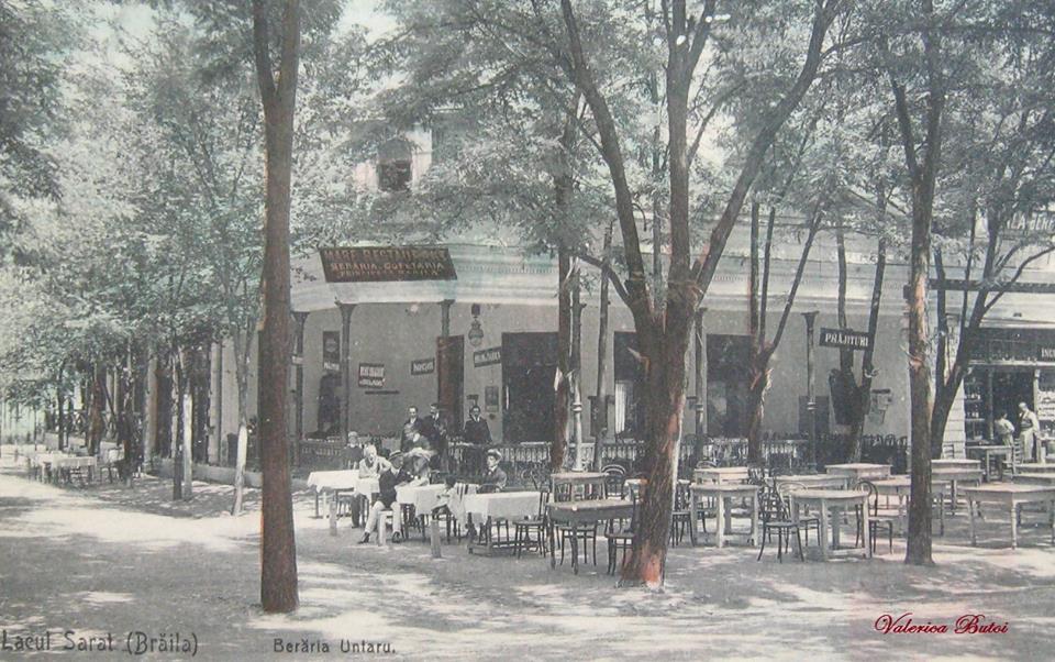 Photo of Imagini vechi și rare cu stațiunea Lacul Sărat