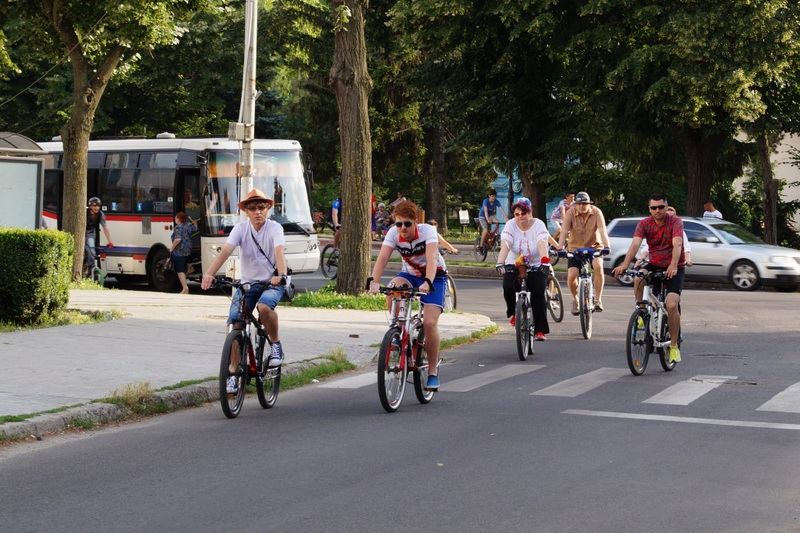 Photo of Întâlnirea bicicliștilor brăileni