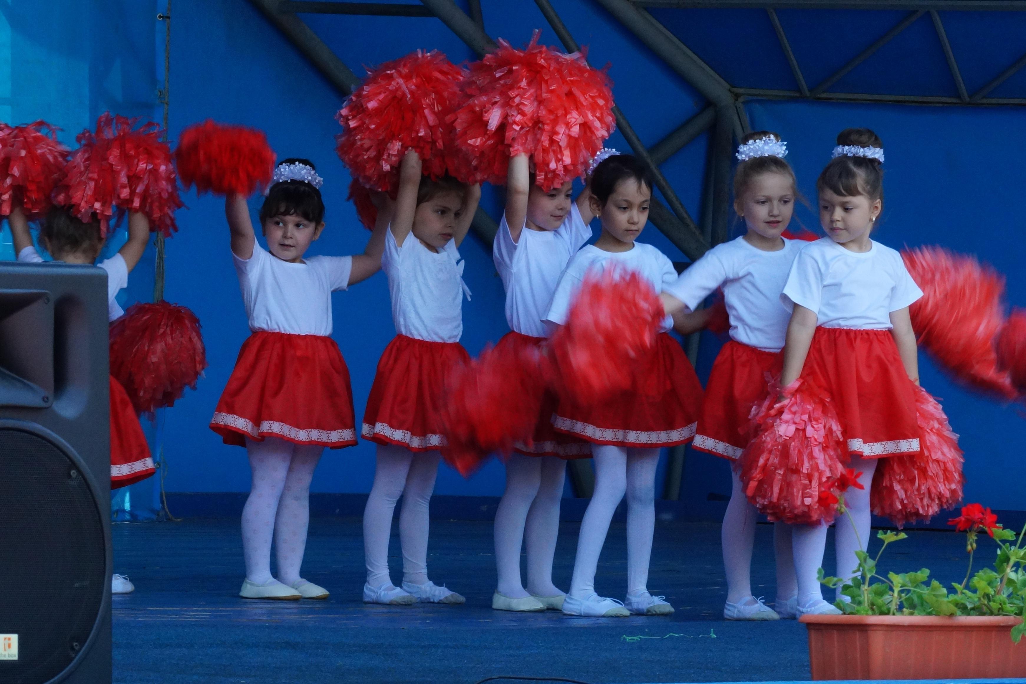 Concursul Național de Majorette-Brăila