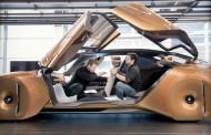 Cel mai nou model de la BMW - VISION desprins din filmele SF!