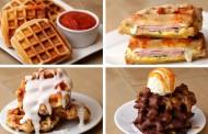 4 moduri de a pregăti Waffles