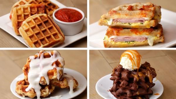 Photo of 4 moduri de a pregăti Waffles