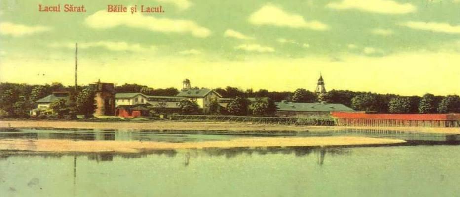 Photo of Istoria stațiunii Lacul Sărat de PETRE MARAVELA- Partea VI