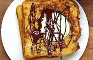 Pâinea prăjită, desertul perfect!