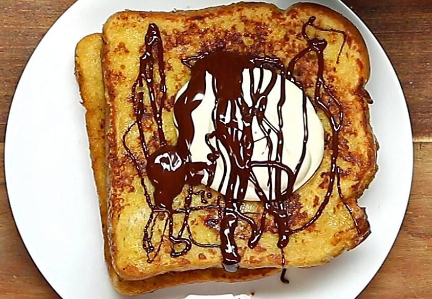 Photo of Pâinea prăjită, desertul perfect!