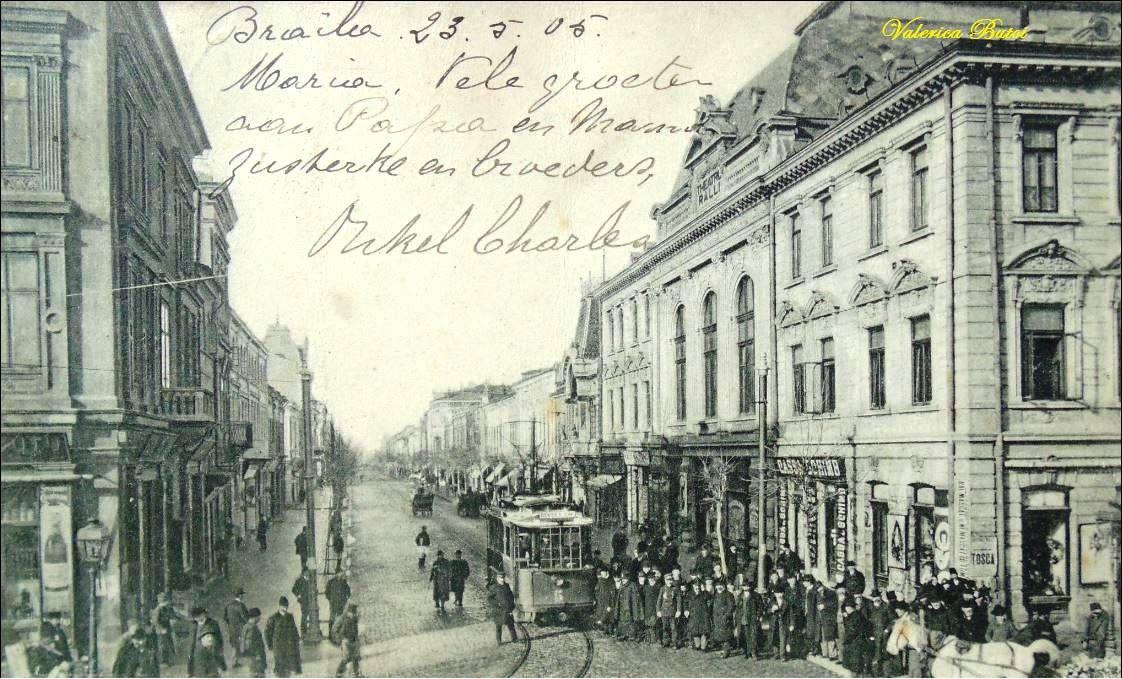 strada-regala-1905-braila