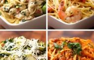 Spaghete în 4 feluri