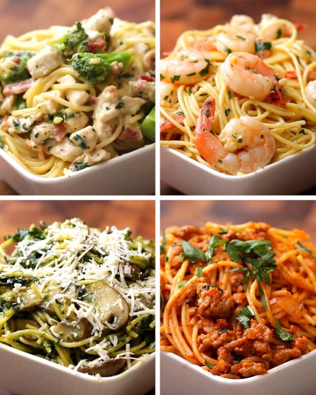 Photo of Spaghete în 4 feluri