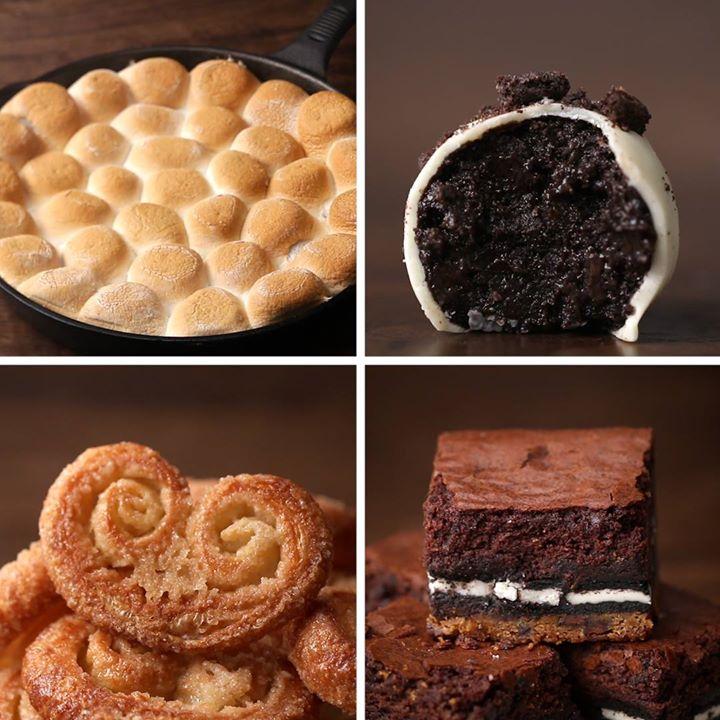 Photo of 4 Rețete de prăjituri foarte simplu de realizat