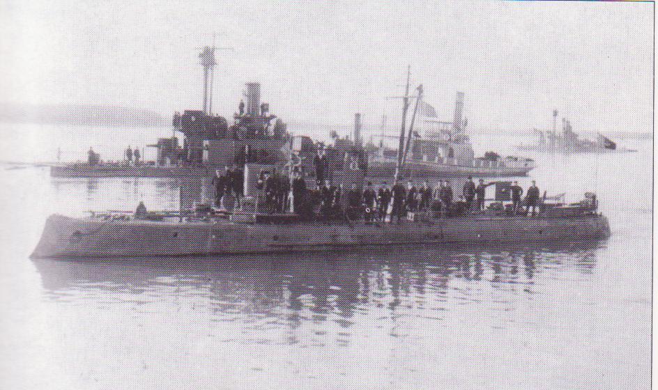 Grup de nave militare ale Flotilei