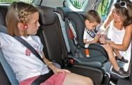Scaunul auto – obligatoriu în mașină pentru orice părinte!