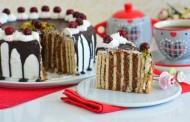 Cel mai simplu tort din biscuiți