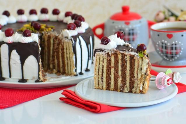 Photo of Cel mai simplu tort din biscuiți
