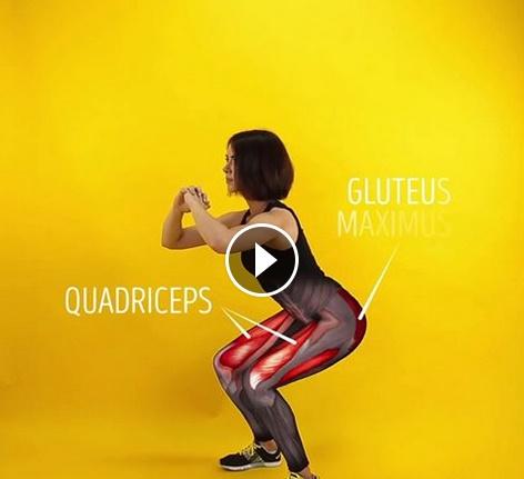 Photo of Află ce mușchi folosești când faci exerciții