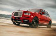 Mai multă putere! Rolls-Royce Cullinan