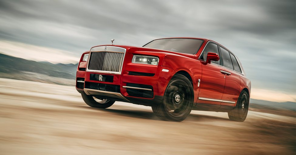 Photo of Mai multă putere! Rolls-Royce Cullinan