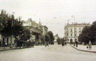 BRĂILA - CENTRUL VECHI - Hotel Splendid, Consiliul Popular, hotel Danubiu, BRD