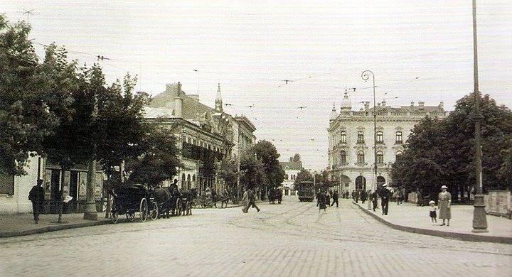 Photo of BRĂILA – CENTRUL VECHI – Hotel Splendid, Consiliul Popular, hotel Danubiu, BRD