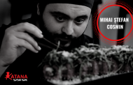 Mihai Ștefan Cosmin: bucătarul brăilean al restaurantului KatanaSushi ce gătește cu respect față de mâncare!