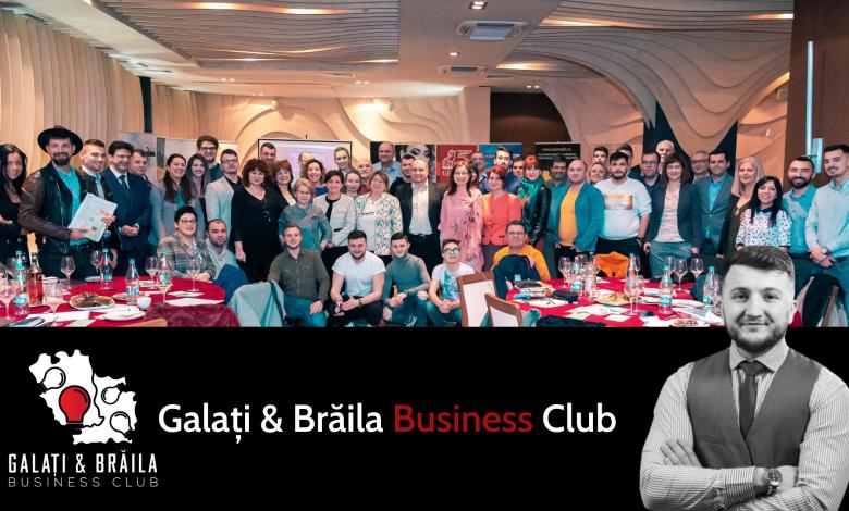 Photo of Brăileanul ce a dezvoltat o comunitate puternică print-un club antreprenorial pe zona Brăila – Galați.